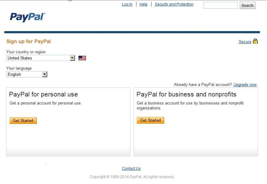 How to process the payment through PayPal ? - Official Web Hosting ...